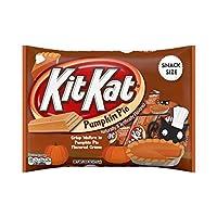 KitKat Pumpkin Pie Snack