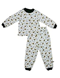 NHL Dallas Stars Toddlers 2-Piece Cotton Pajama Set
