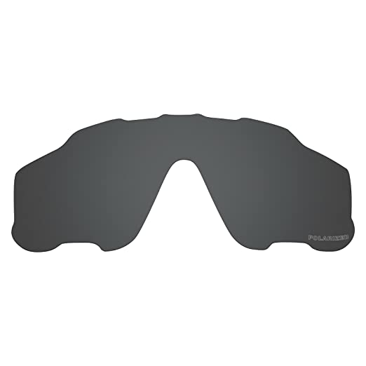 2c4d97d2bd Tintart Performance Lenses Compatible with Oakley Jawbreaker Polarized  Etched-Carbon Black