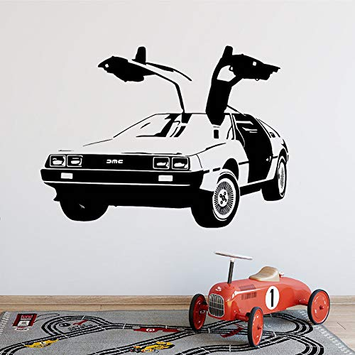 woyaofal Regreso al Futuro Jmc Car Wall Vinyl Decal Film ...