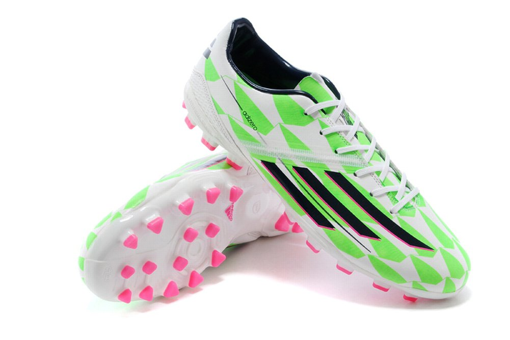 FRANK Schuhes Herren 's Soccer Fußball F50 AG Core Grün Stiefel