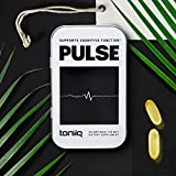 Keto-Pulse-C8-MCT-Oil-Organic-Softgels-by-Toniiq-The-Superior-Energy-Supplement-for-Weight-Loss-Mental-Focus-and-to-Boost-Metabolism-Coconut-Oil-Capsules-for-Exogenous-Ketones-30-Softgels