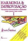 capa de Harmonia e Improvisação - Volume 1
