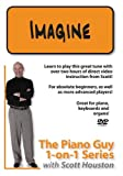 The Piano Guy 1-on-1 Series - Imagine - DVD
