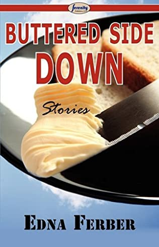 book cover of Buttered Side Down