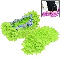 Neuheit Putz Hausschuhe Mop Schuhe für Sie und Ihn (Größe 37-43)