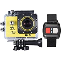 16MP 170 Degre Wide-Angle Wi-Fi Sports Action Camera