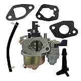 Carburetor For HONDA GX140 ROTARY LAWNMOWER w/ OEM Part Number 16100-ZE1-825 16100-ZE1-814 - Honda Carburetor