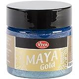 Viva Decor 123260334 Maya Gold Paint, Ice Blue