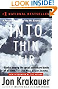 #3: Into Thin Air: A Personal Account of the Mt. Everest Disaster