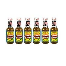 El Yucateco XXXtra Hot Habanero Sauce 4 oz (Pack of 6)