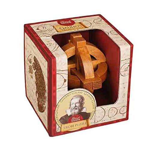 The Great Minds Range Puzzle Globe de Galilée