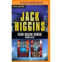 Amazon sean dillon audiobooks books jack higgins sean dillon series books 19 20 a devil is waiting the death trade fandeluxe Epub