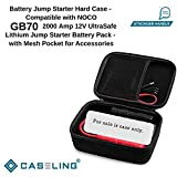 caseling Hard Case Compatible with GB70 2000 Amp