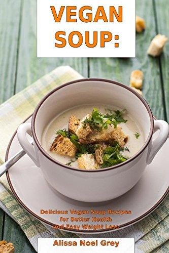 vegan soup recipes - 1