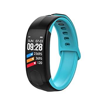 Almencla Reloj Smartwatch Hombre Pulseras Inteligentes ...