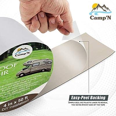 Camp'N - RV Roof Tape - 4