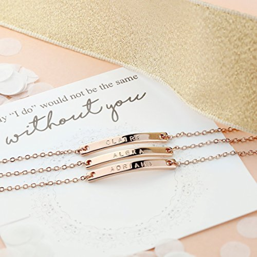 Blush Bridesmaid Bracelet SET OF 2 TO 8