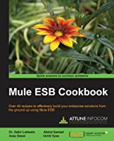 Mule ESB Cookbook Front Cover