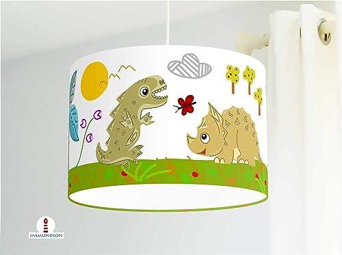 Lampe Dinosaurier Kinderzimmer Junge Aus Baumwollstoff Alle