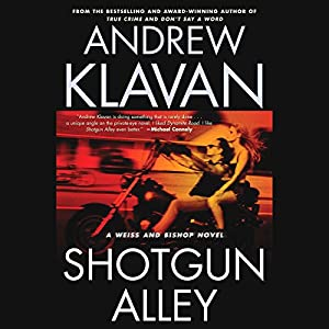 Shotgun Alley Audiobook