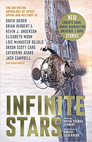 Infinite Stars  Amazon.co.uk  David Weber cb08b40c687