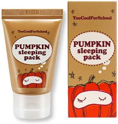 3 Pack) TOO COOL FOR SCHOOL Pumpkin Sleeping Pack - 100ml: Amazon.es: Belleza