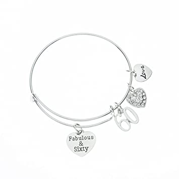 Infinity Collection 60th Birthday Gifts For Women 60th Birthday