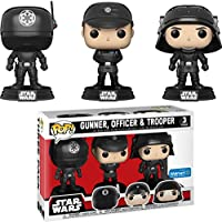 Funko Pop Death Star 3-Pack Star Wars