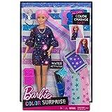 Barbie  Hair Feature Doll - Color Surprise