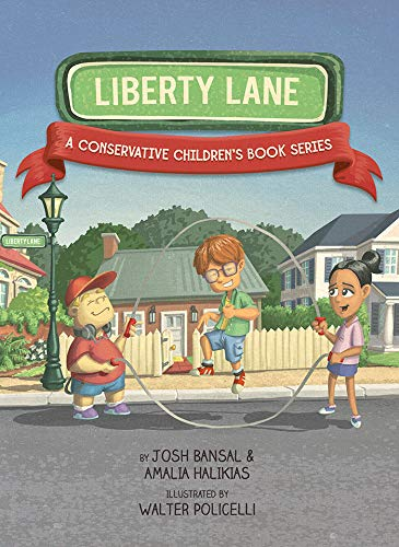 Liberty Lane: A Conservative Children's Book Series (Box Set)