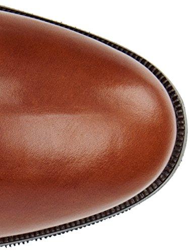 Carvela Waffle - Botas Mujer Beige - marrón