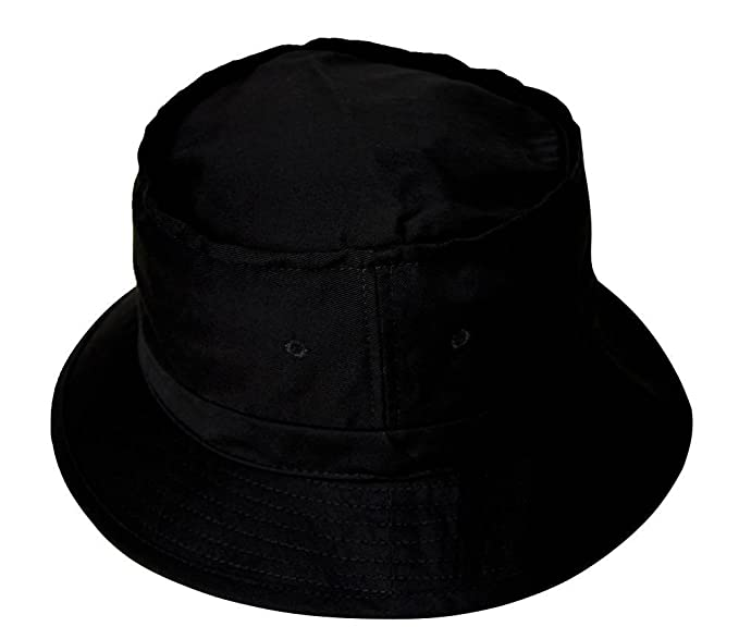 TOP HEADWEAR TopHeadwear Blank Outdoor Bucket Hat at Amazon Men s Clothing  store  059838c2d5c