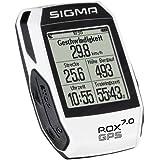 Sigma Sport Rox GPS 7.0 - Ciclocomputador, Talla única