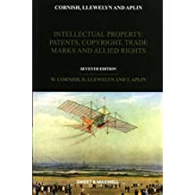 Intellectual Property: Patents, Copyrights, Trade Marks & Allied Rights