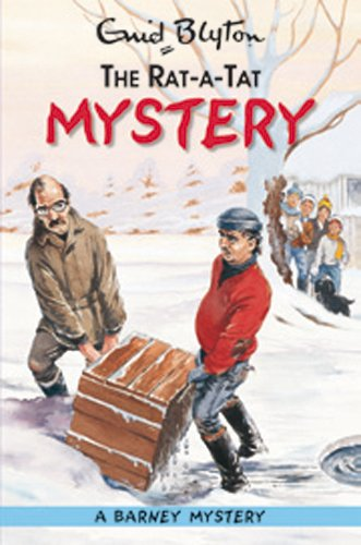 The Rat-A-Tat Mystery - Book #5 of the Barney Mysteries