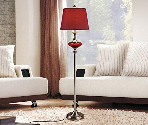 CU@EY Schmiedeeiserne Stehlampe, Dekoration, lesen, H162cm