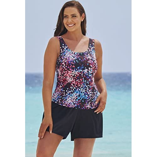 Beach Belle Women's Santorini Classic Shortini