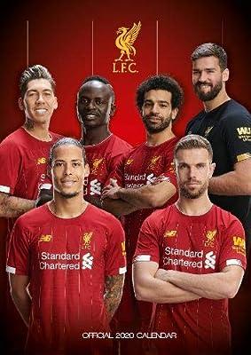 The Official Liverpool F.C. Calendar 2020