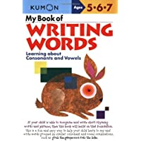 My Book of Writing Words: Consonants andVowels
