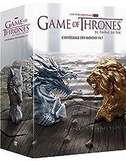 Jusqu'à -50% sur l'edition collector et les intégrales de Game of Thrones
