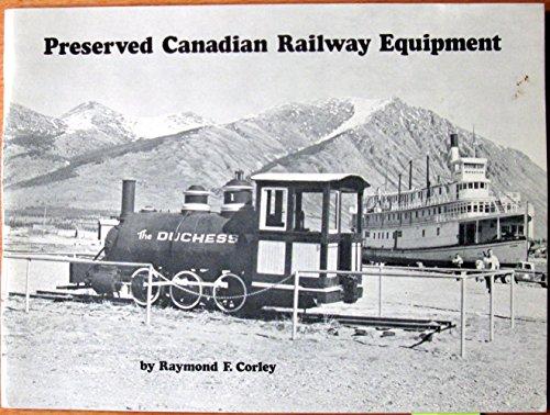 Preserved Canadian Railway-Equipment,