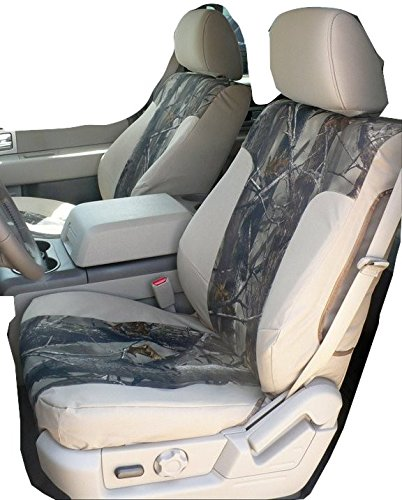 camo ford f150 seat covers - 4