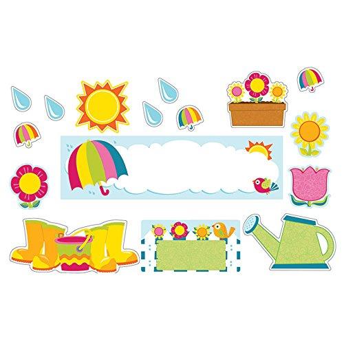 Spring Mini Bulletin Board Set ()