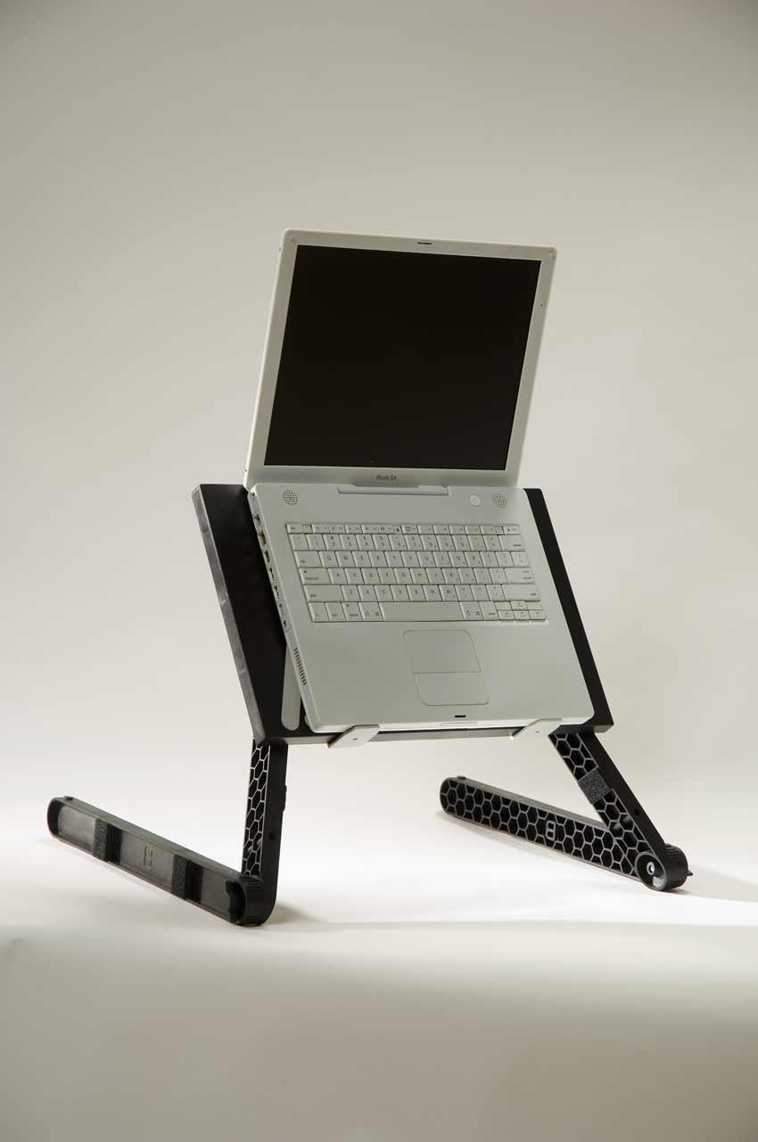 LAPTOP LAIDBACK - The Only Laptop Bed Table Designed for The Reclined by LAPTOP LAIDBACK (Image #3)