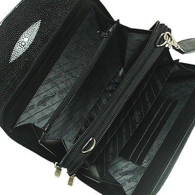 Stingray Leather Deluxe Organizer