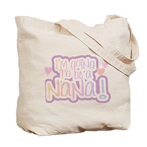 CafePress futuro–Nana–Gamuza de bolsa de lona bolsa, bolsa de la compra