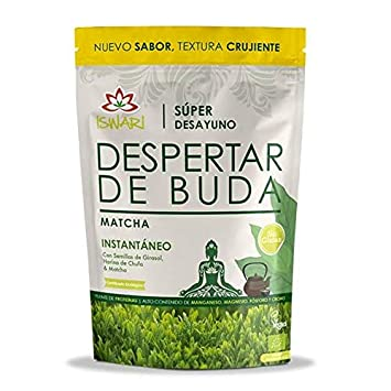 Iswari Despertar de Buda Matcha 360g. (Ecológico, Vegano y ...