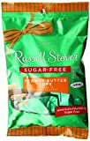 Russell Stover Sugar Free Peanut Butter Cup, 3-Ounce (Pack of 12)