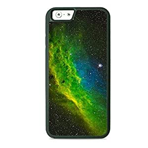 Case Fun Case Fun Califonia Green Nebula TPU Rubber Back Case Cover for Apple iPhone 6 4.7 inch
